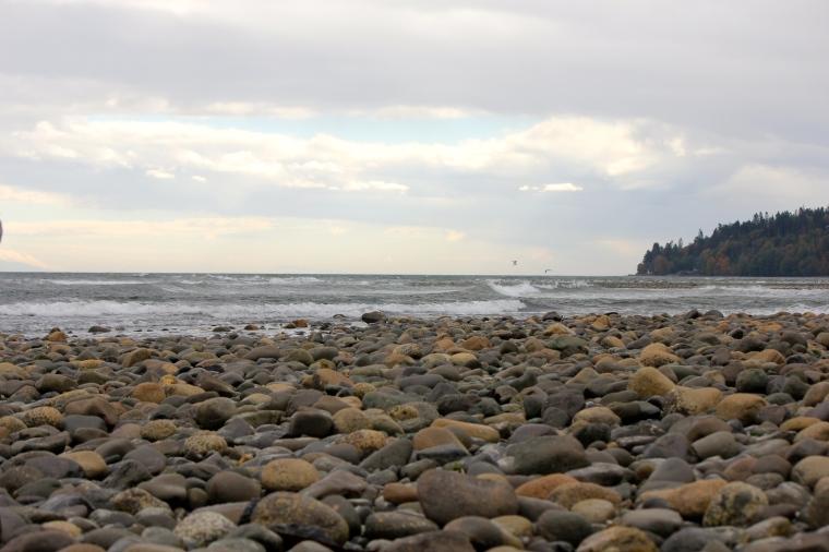 North Vancouver Island.